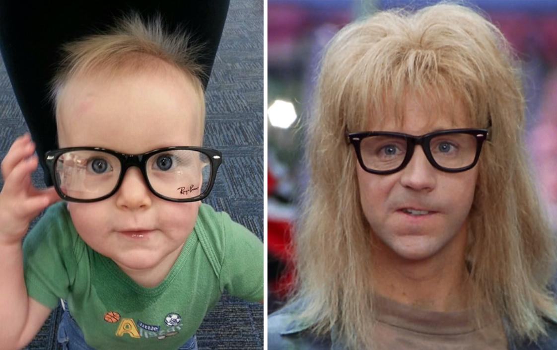 Garth From Wayne's World