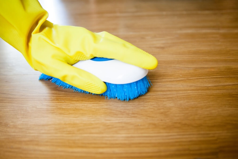 A Natural House Cleaner