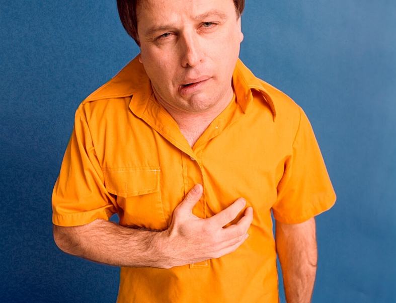 Lowers Heartburn Symptoms