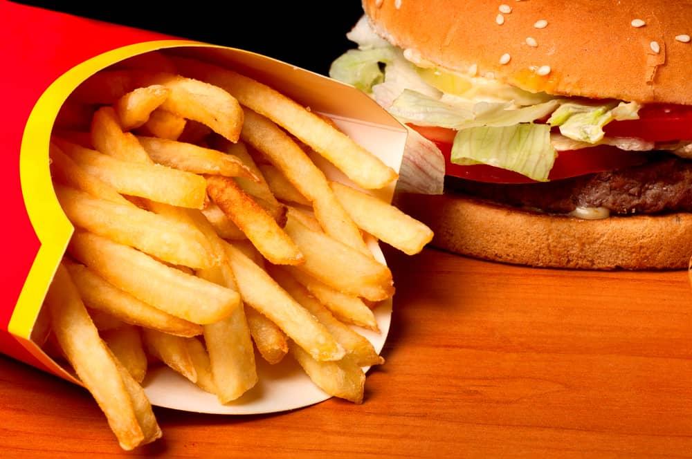 Fried Fast Food