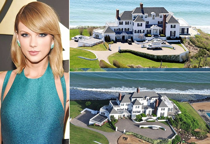 Taylor Swift 17 Million Rhode Island
