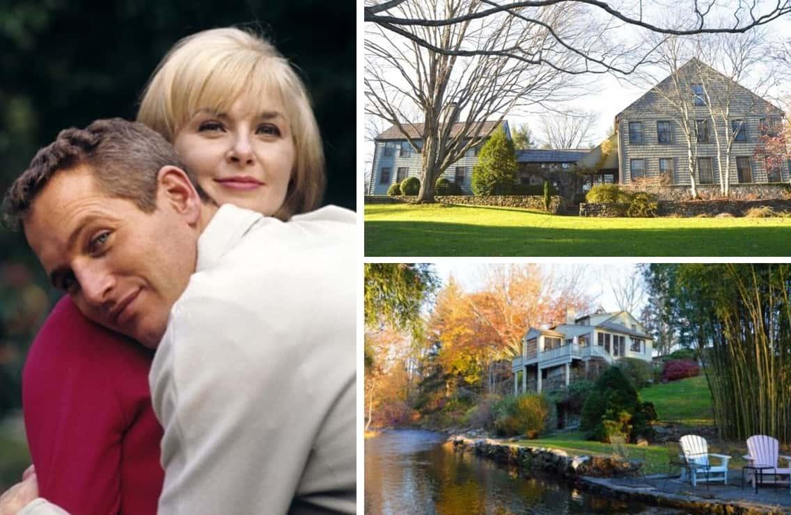 JOANNE WOODWARD WESTPORT, CT, $7.5 MILLION