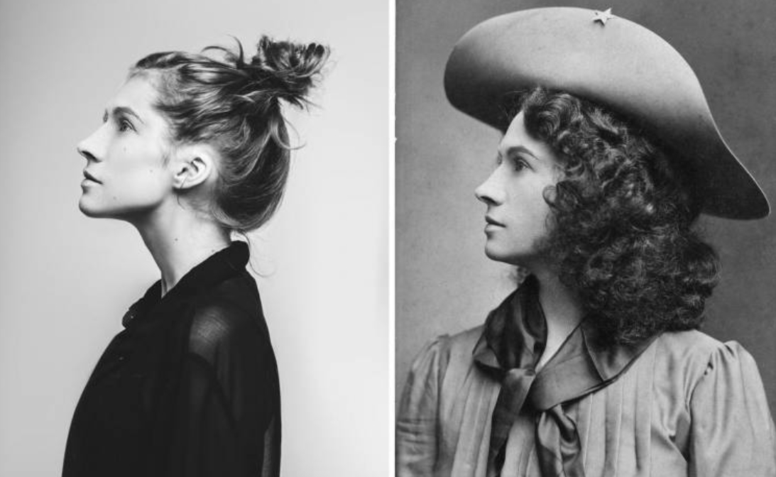 What Annie Oakley Really Looked Like