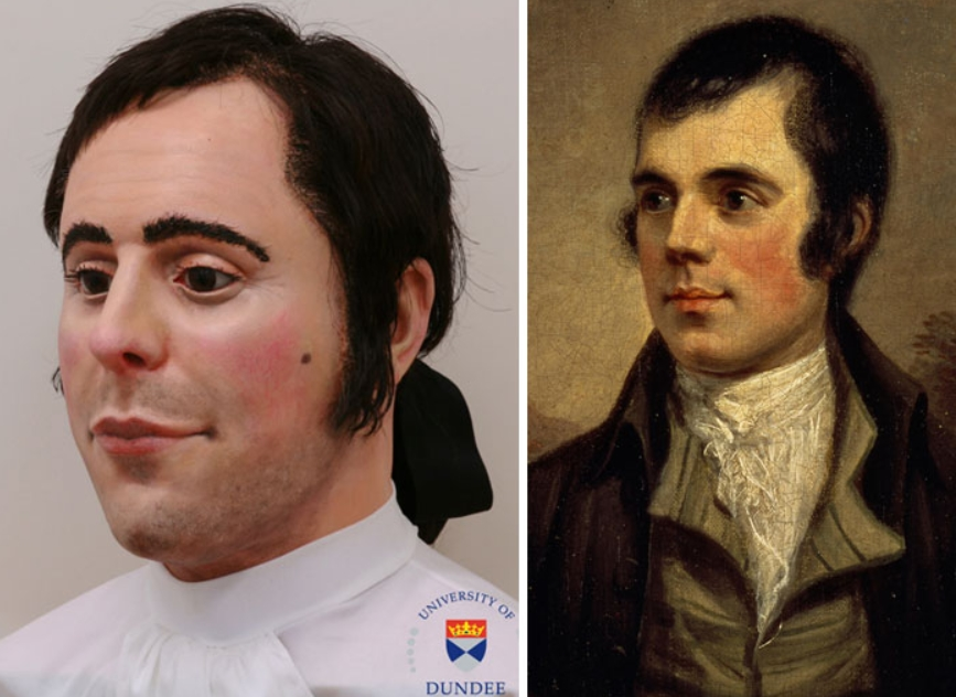 What Robert Burns Really Looked Like