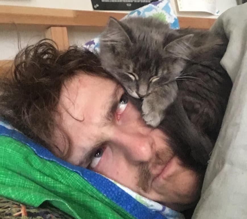 Sleeping On Head