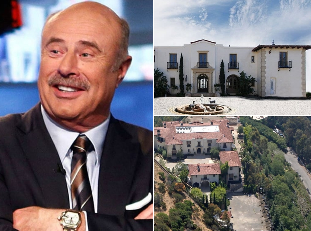 Dr. Phil 29.5 Million Beverly Hills
