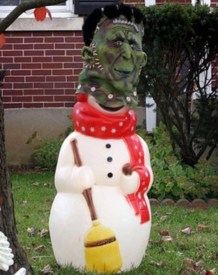 Christmas And Hallowen