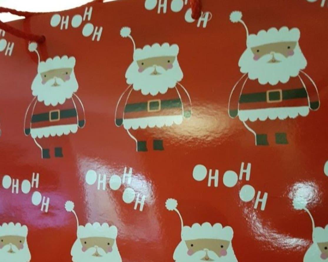 Santa Can't Spell