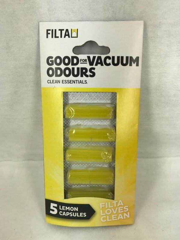 Avoid A Smelly Vacuum