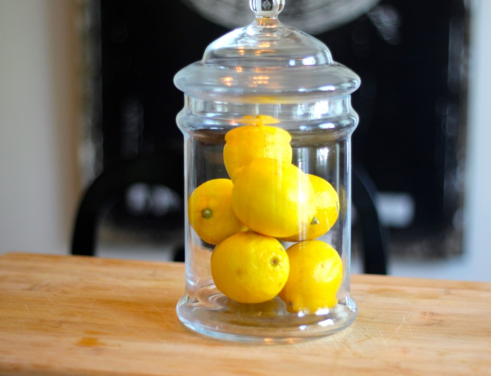 Decorate With Lemons