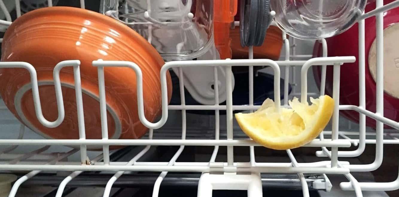 Help Clean The Dishwasher