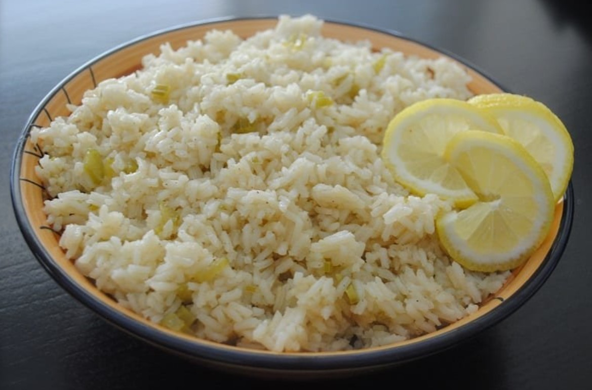 Loosen Up Rice
