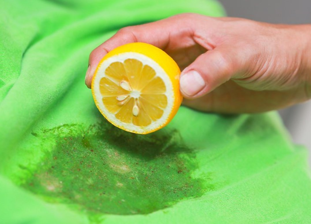 Remove Stains From Cloth