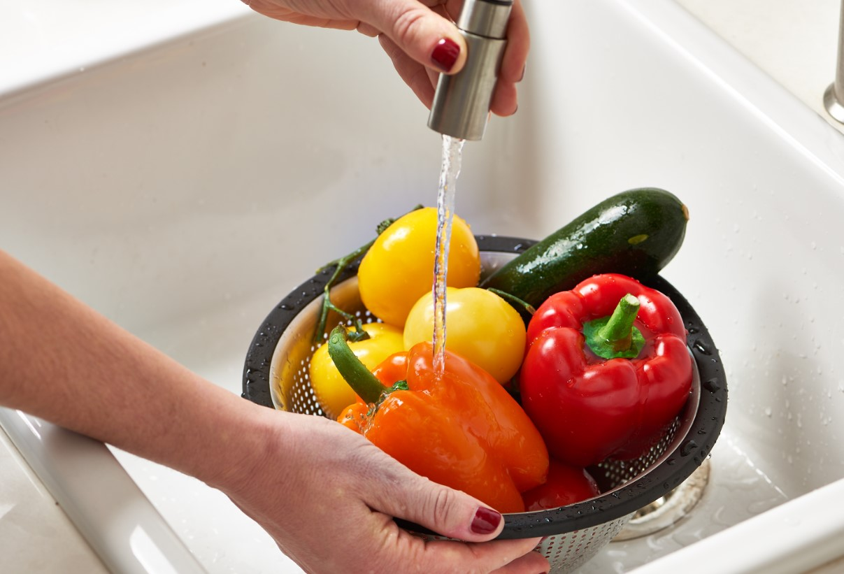 Wash Your Produce