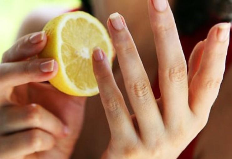 Whiten Fingernails