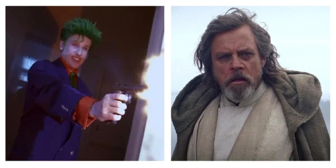 Voiced By Luke Skywalker