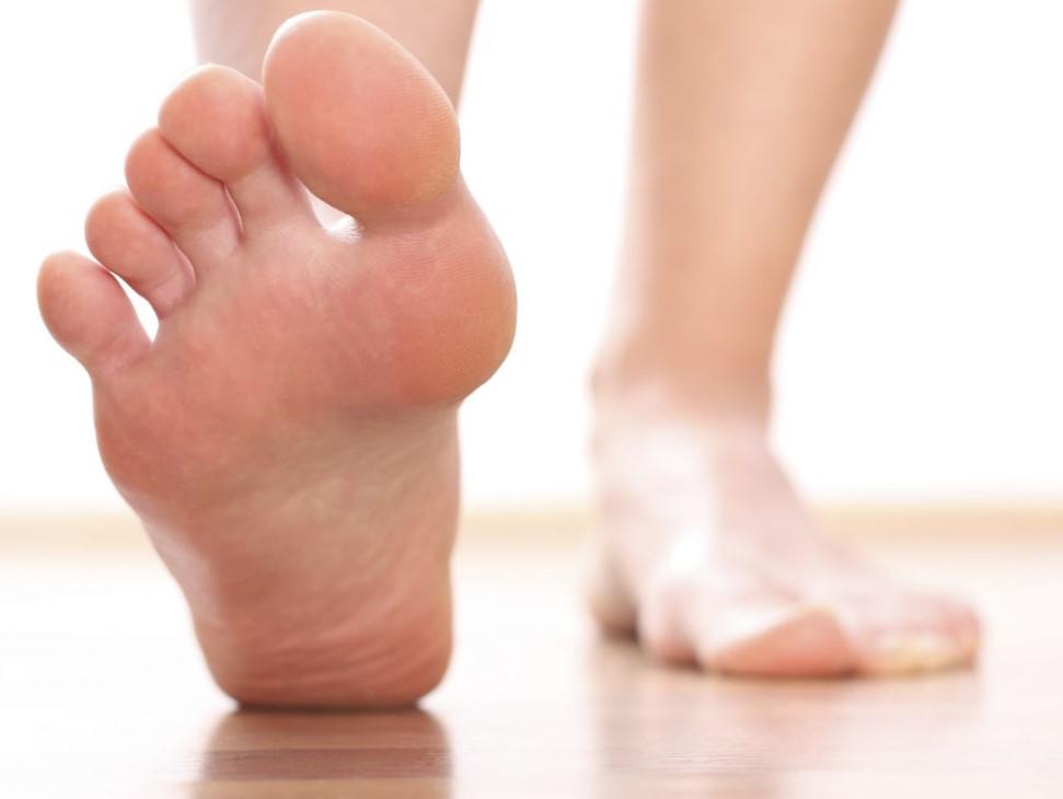 Get Rid Of Foot Fungus