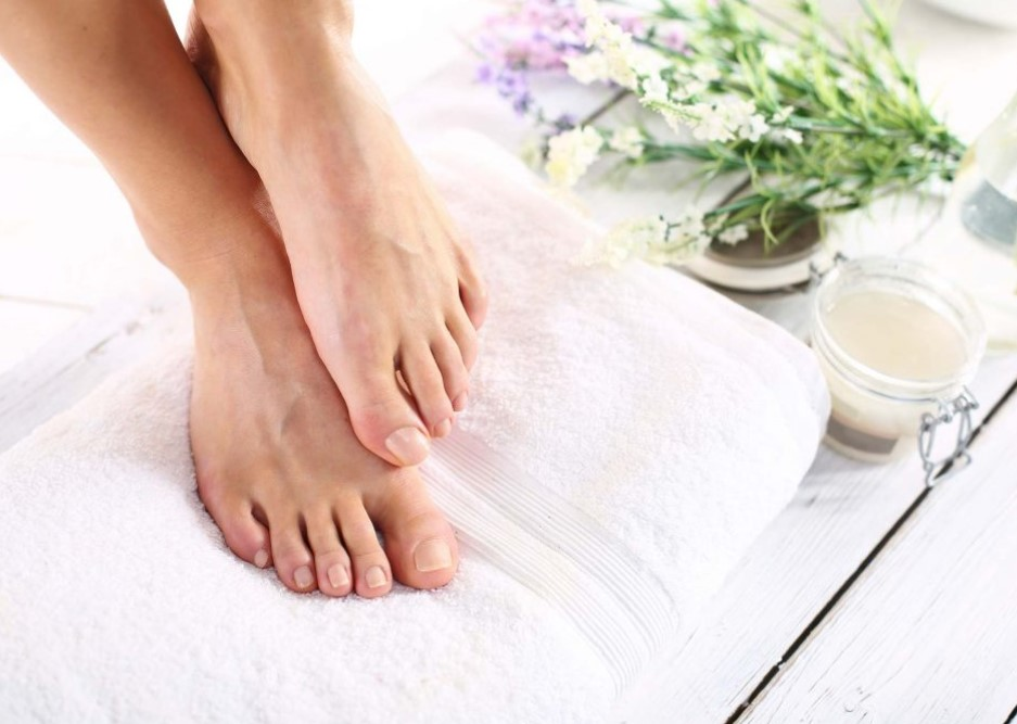 Soften Foot Calluses And Corns