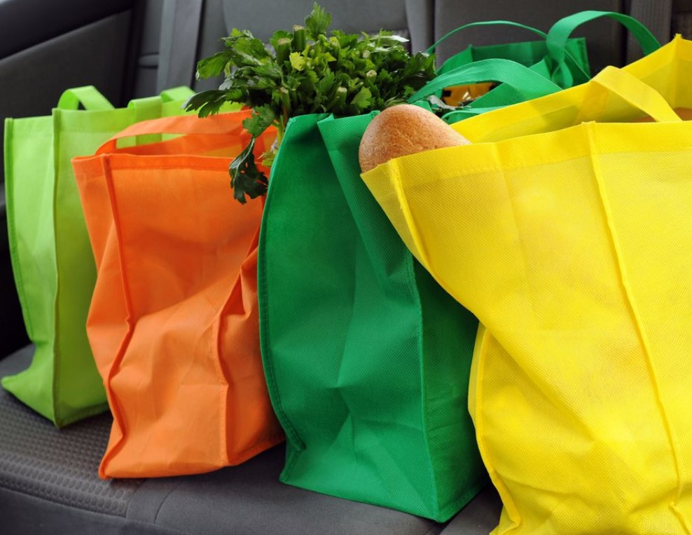 Disinfect Reusable Bags