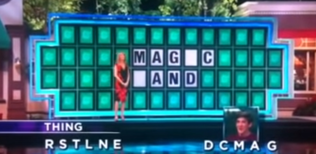 Missing Consonant