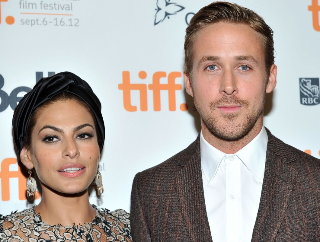 Ryan Gosling And Eva Mendes 9 Years