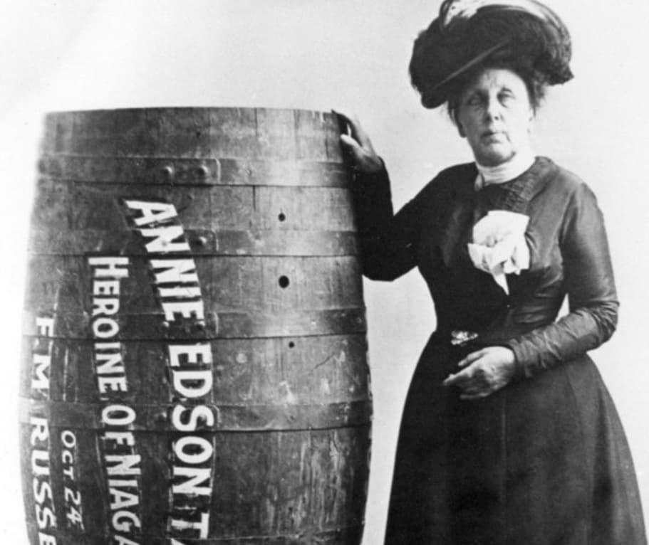 Annie Edson Taylor