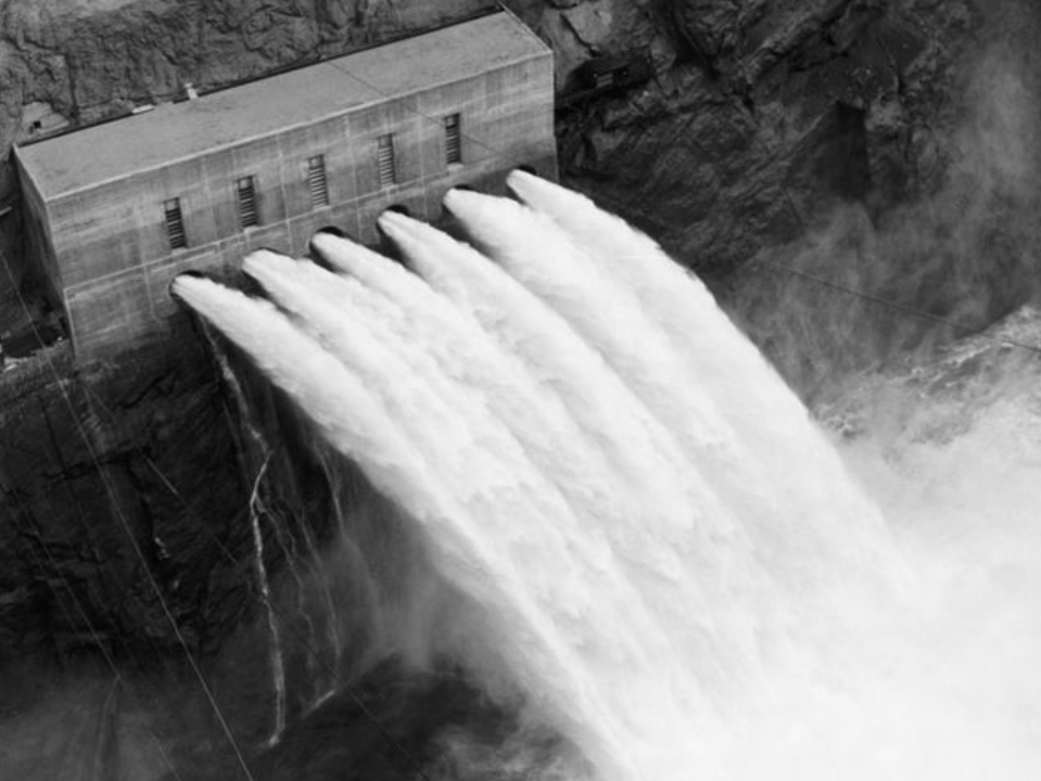 Permanent Dam