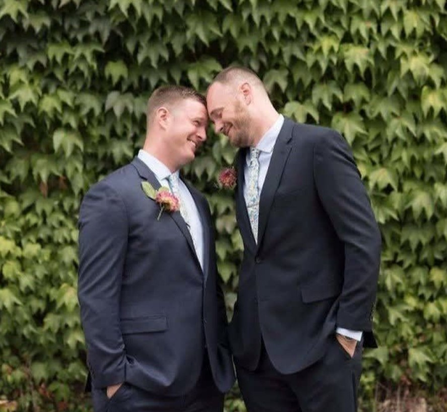 This Husband And His Best Man