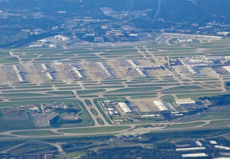 Hartsfield Jackson Atlanta International Airport