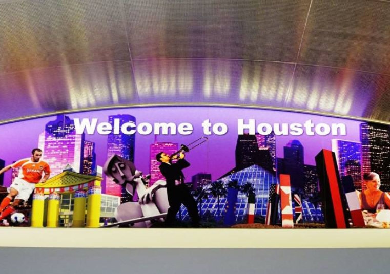 Houston George Bush Intercontinental Airport