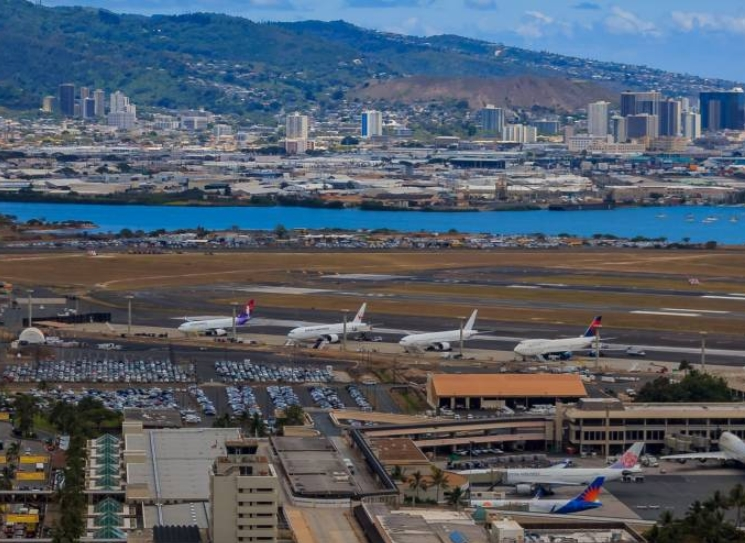 Daniel K. Inouye International Airport (Honolulu)