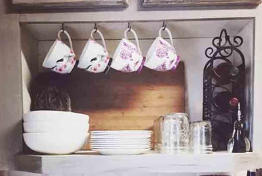 Decorative Teacups
