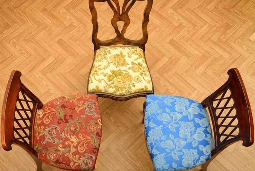 Floral Print Furniture