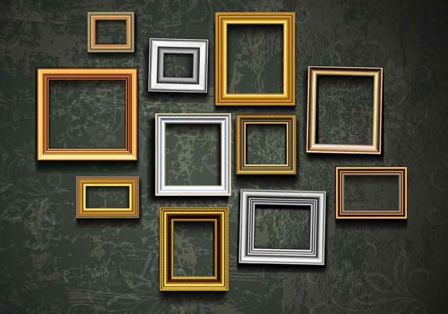 Framed Photos Everywhere