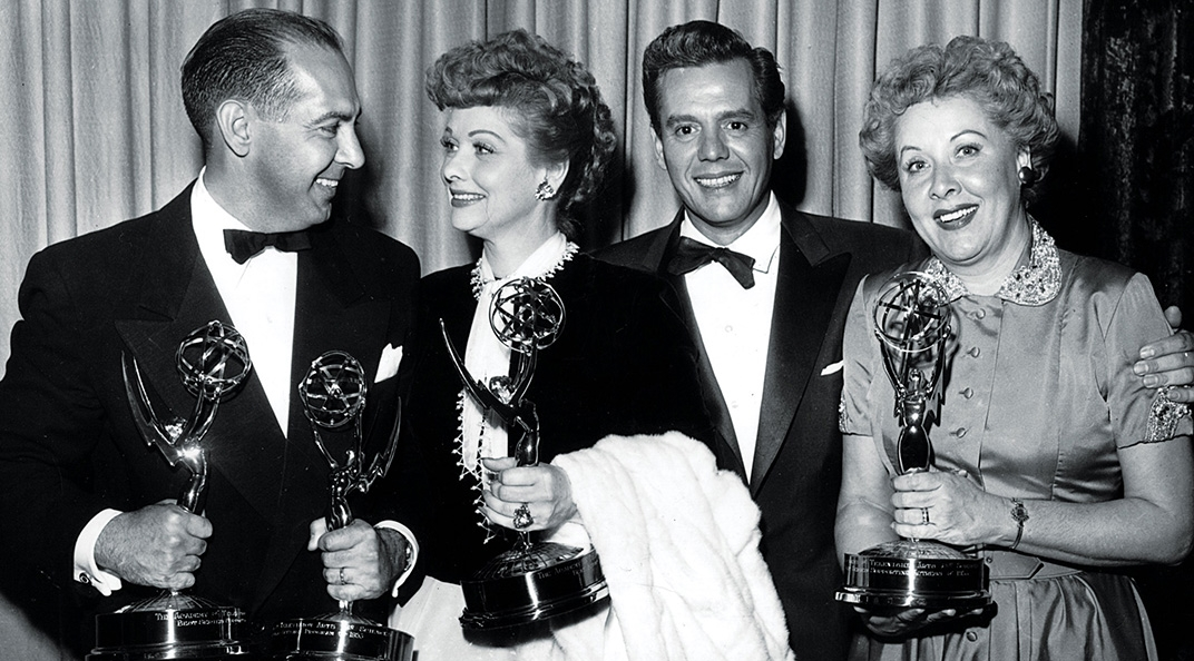 The Very First Emmys