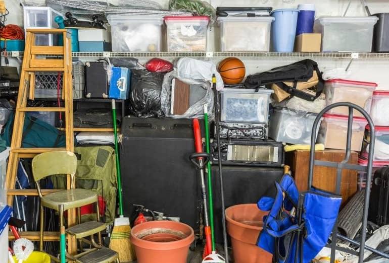 A Stuffed Garage