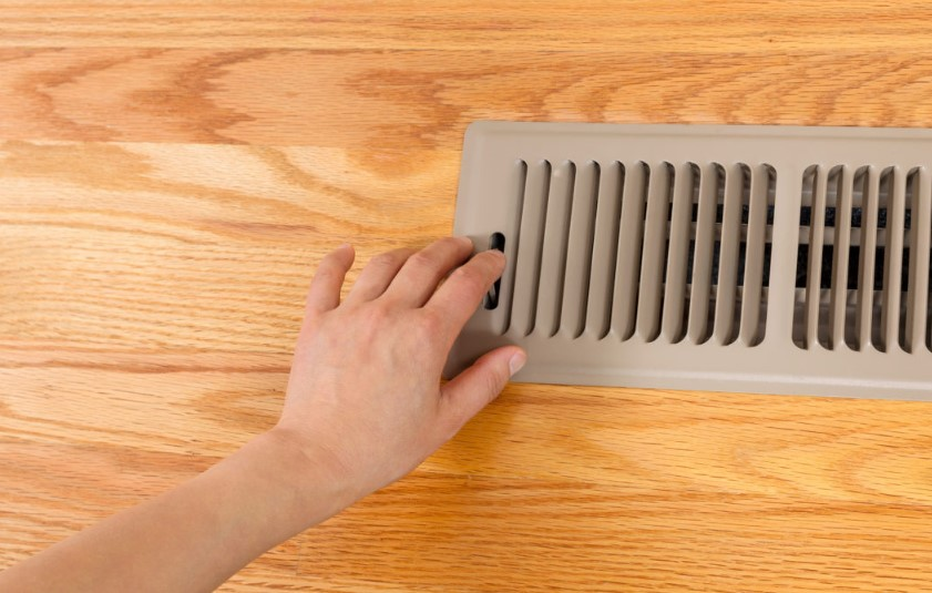 Covering Your HVAC Vents
