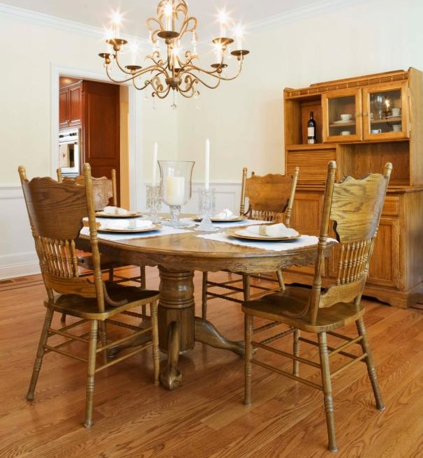 Uncomfortable Dining Chairs
