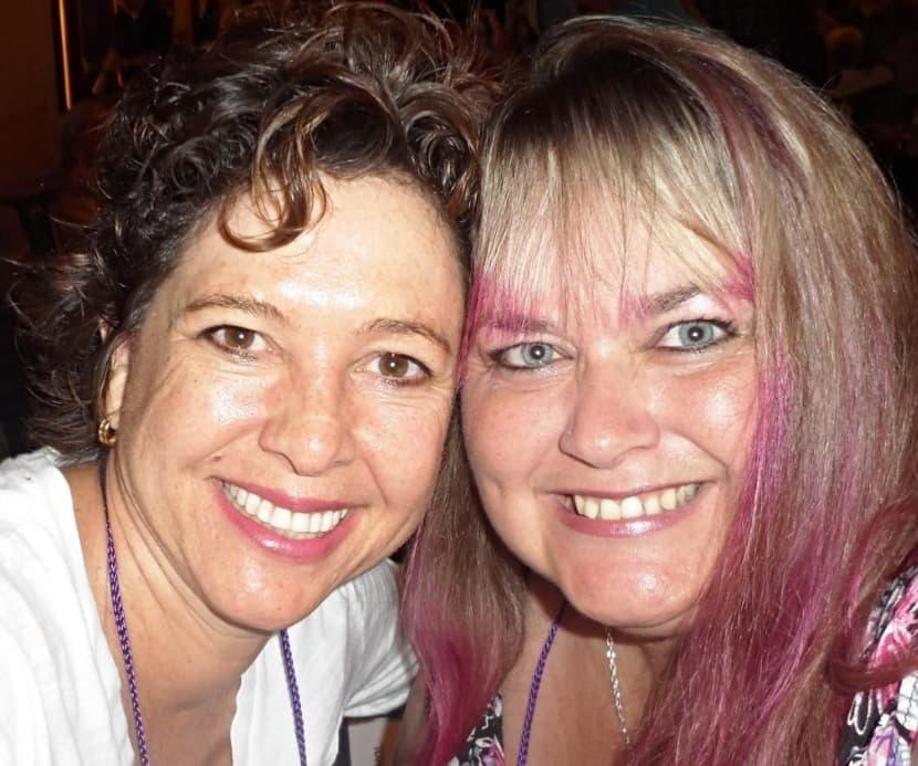 Kristy McNichol And Martie Allen 29 Years