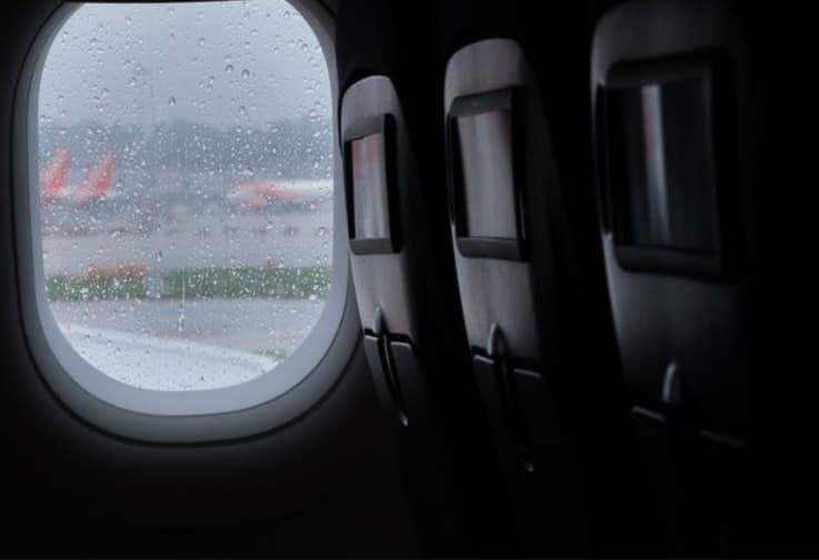Avoid Plane Blankets