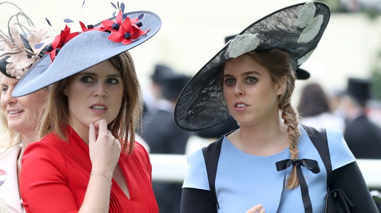Beatrice And Eugenie Don't Think She's 'Good Enough'