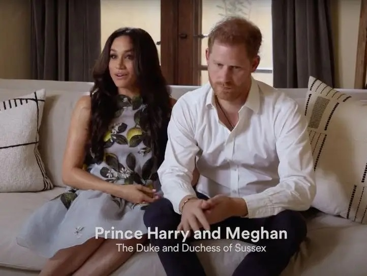 Markle And Prince Harry Signed Deals