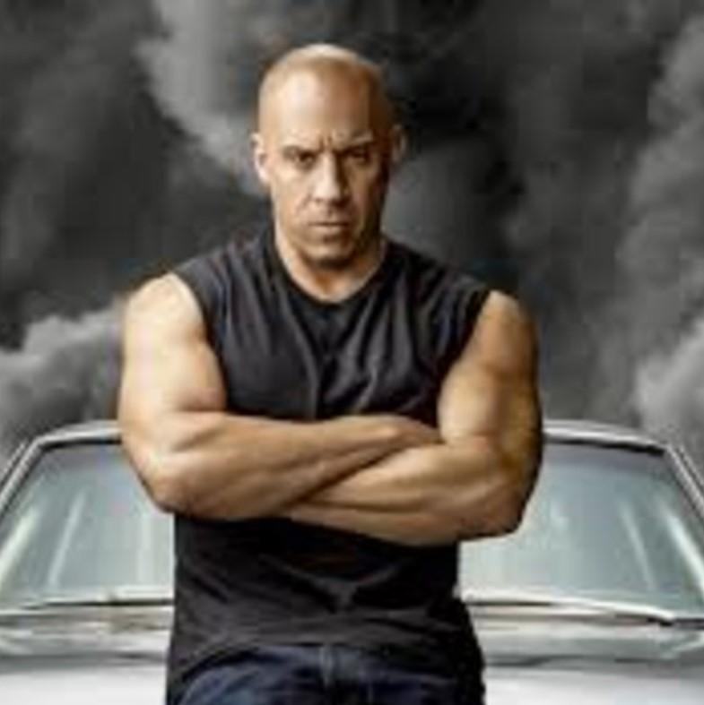 Vin Diesel 6 Feet