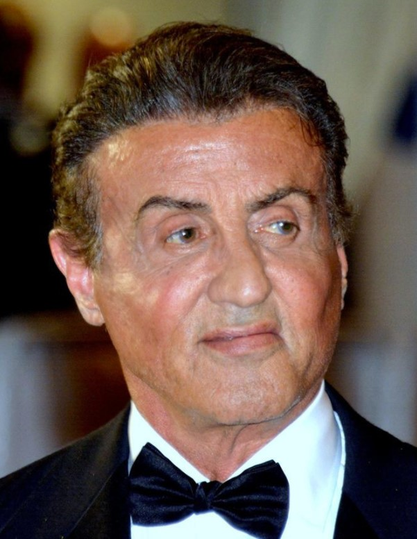Sylvester Stallone 5 Feet 7 Inches