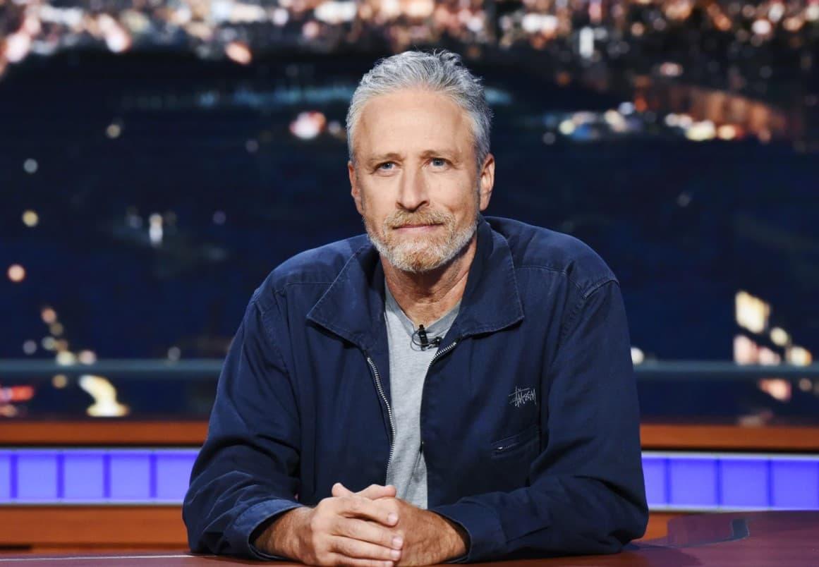 Jon Stewart 5 Feet 6 Inches