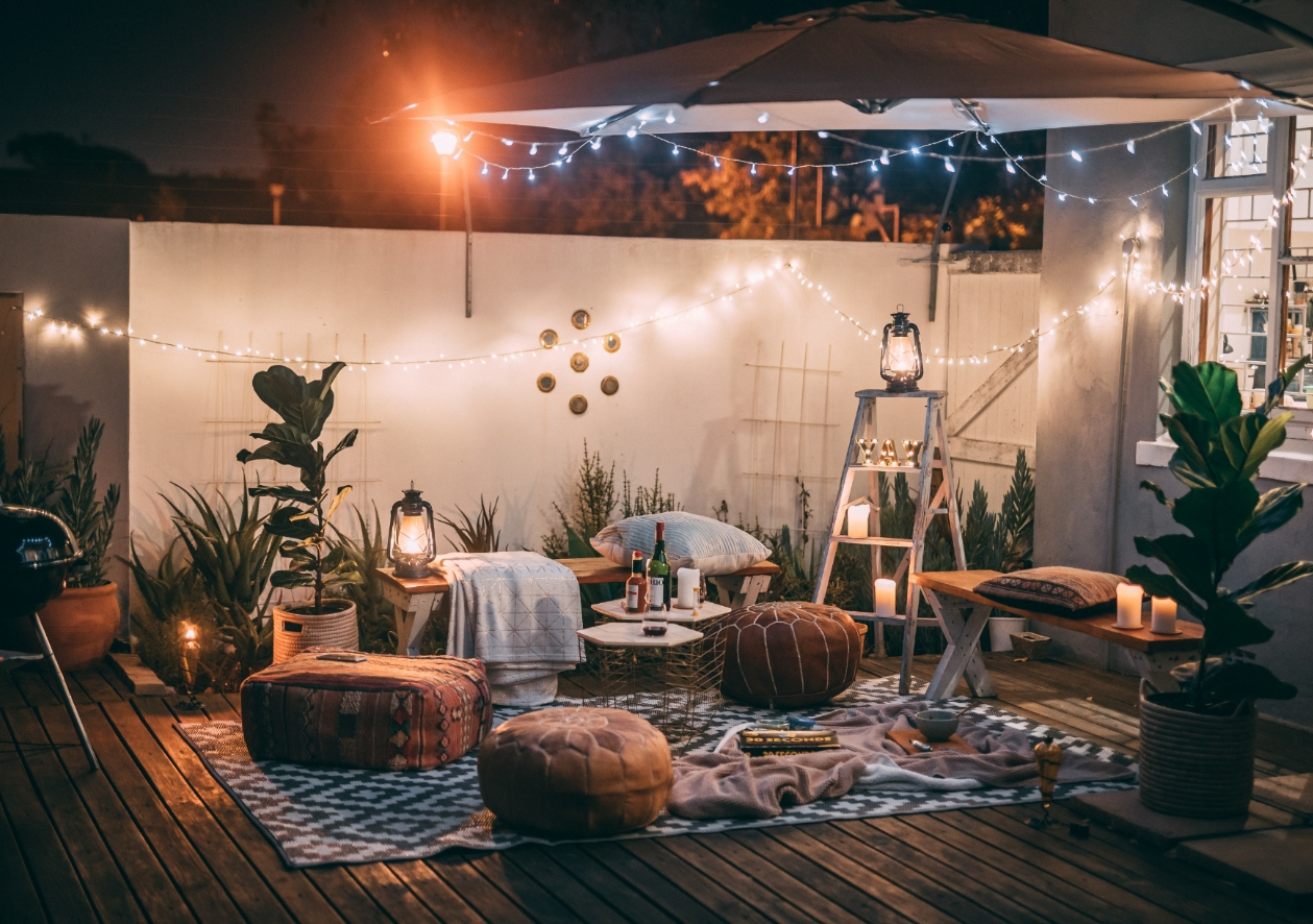 Make Your Backyard Look Heavenly With These Design Tips