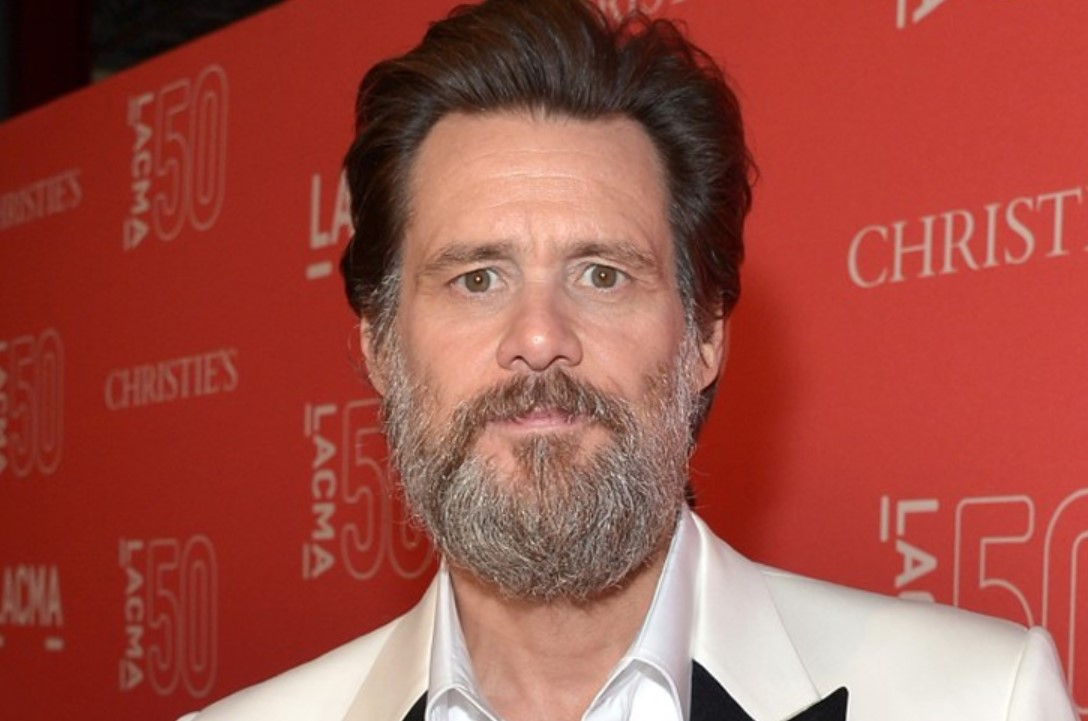 JIM CARREY - CANADIAN, AMERICAN