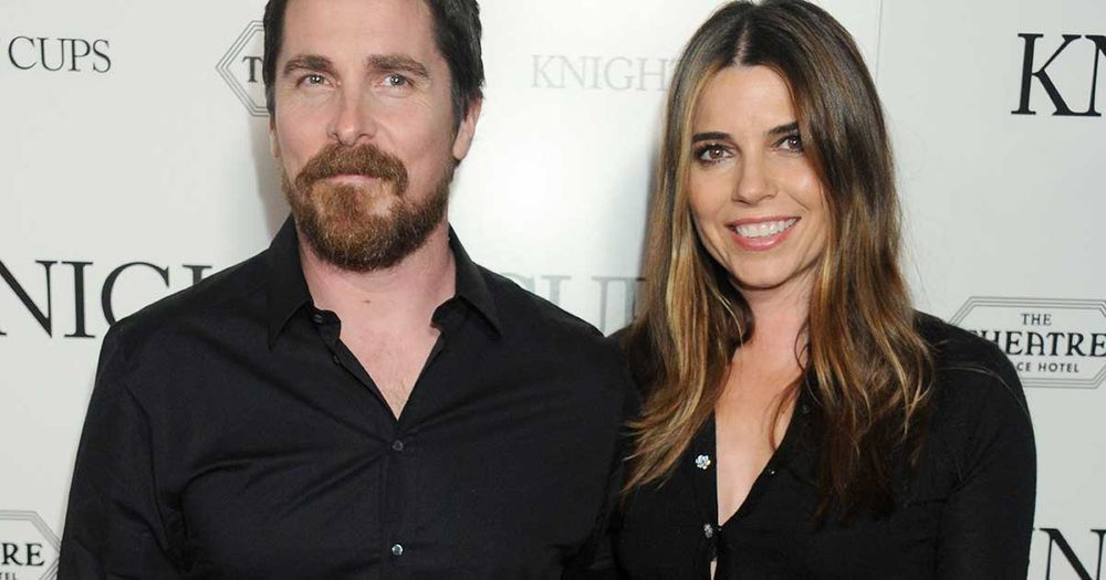 Christian Bale Sibi Blazic (Model & Personal Assistant)