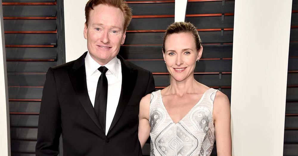 Conan O'Brien Liza Powel (Ad Rep)