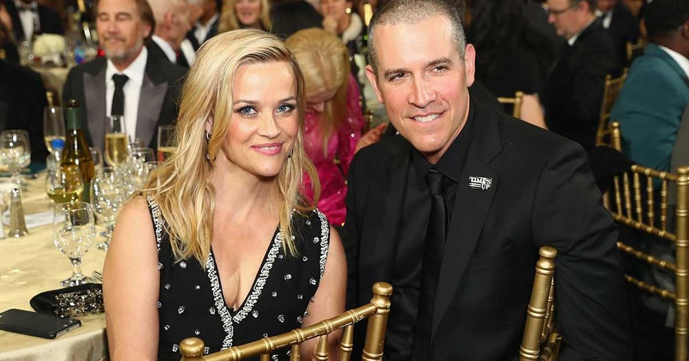 Reese Witherspoon Jim Toth (Talent Agent)